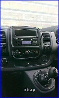 2017, 67 plate Renault Traffic, Euro 6, Add Blue, No Vat