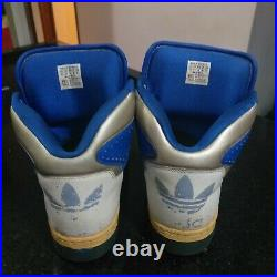 Adidas Jeremy Scott Js License Plate New York G17179 Size Us 10 Very Rare