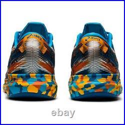 Asics Gel Noosa Tri 13 Mens Blue Orange Red Neutral Running Shoes 1011B152-400