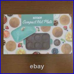 BRUNO Compact Hot Plate BOE059-BGR (Moomin) Japan Domestic AC100 Japan rare