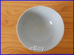 C. 18th Antique Chinese Blue and White Porcelain Plate Jiaqing Qing