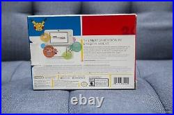 New Nintendo 3DS Pokemon 20th Anniversary Red Blue Edition Cover plates unopened