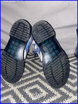 Rare Dr martens 1460 Willow China Plate Pascal shoes blue white UK 5