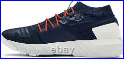 Under Armour HOVR Men's Size 10 Project Rock 2 Veterans Day Navy Training Shoes